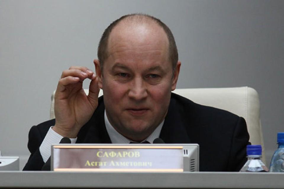 Асгат Сафаров стал новым заместителем премьер-министра республики