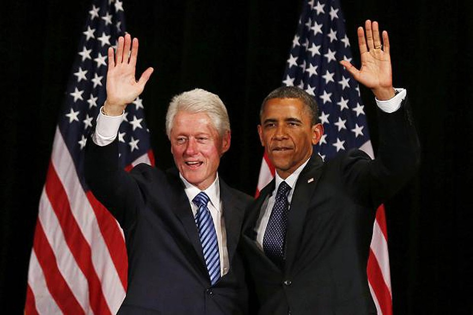 an introduction to the history of the president bill clinton Do voters care about trump's sexual history ask bill clinton similarly driven by the hunger for ratings and anything damaging to the president.