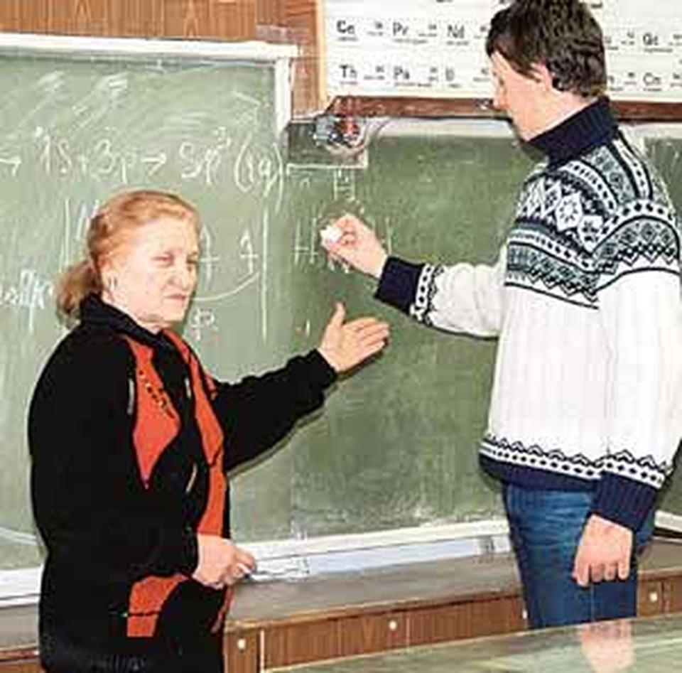 Учиться в школе и не ходить при этом на занятия - удел выдающихся личностей. Фото Максима БУРЛАКА.