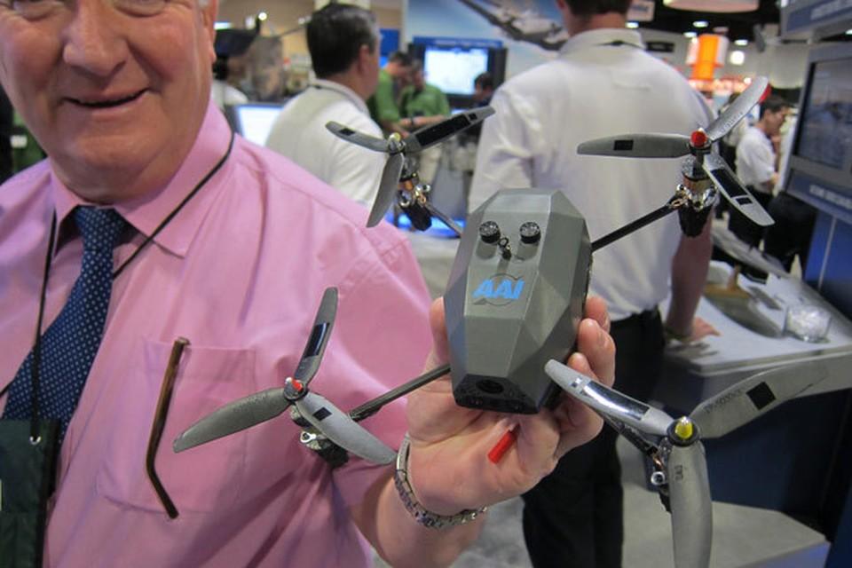 30,000 дронов намечено запустить в небо США в 2015 году.