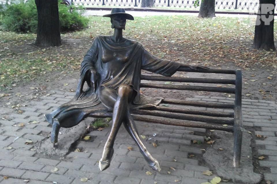 Незнакомка в Минске.