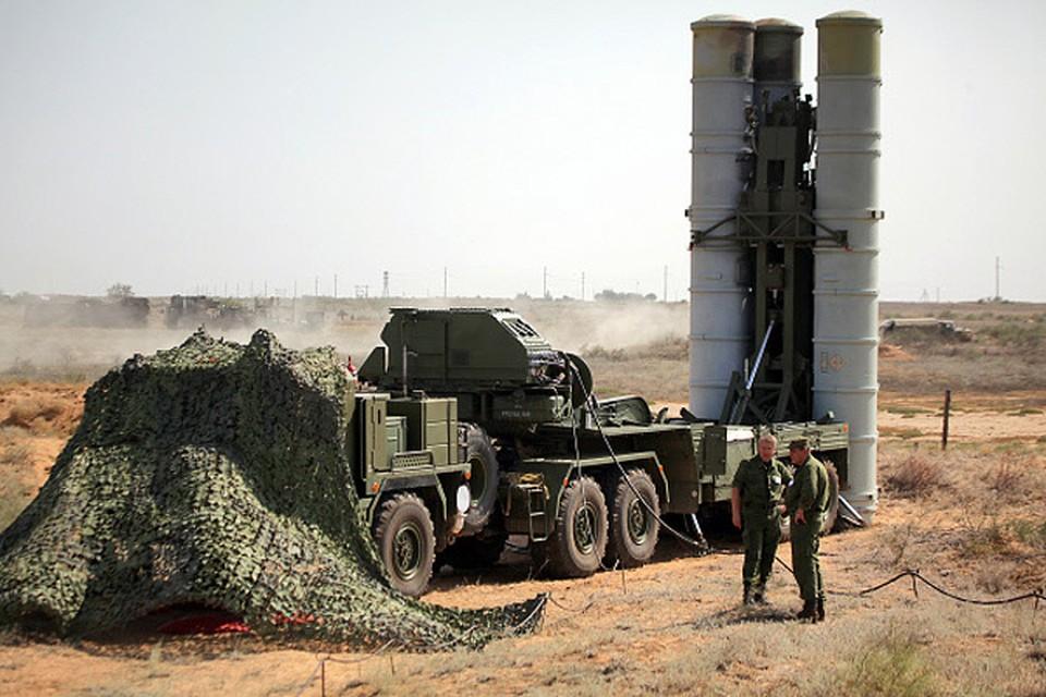 Южный военный округ получит на вооружение зенитно-ракетный комплекс С-400