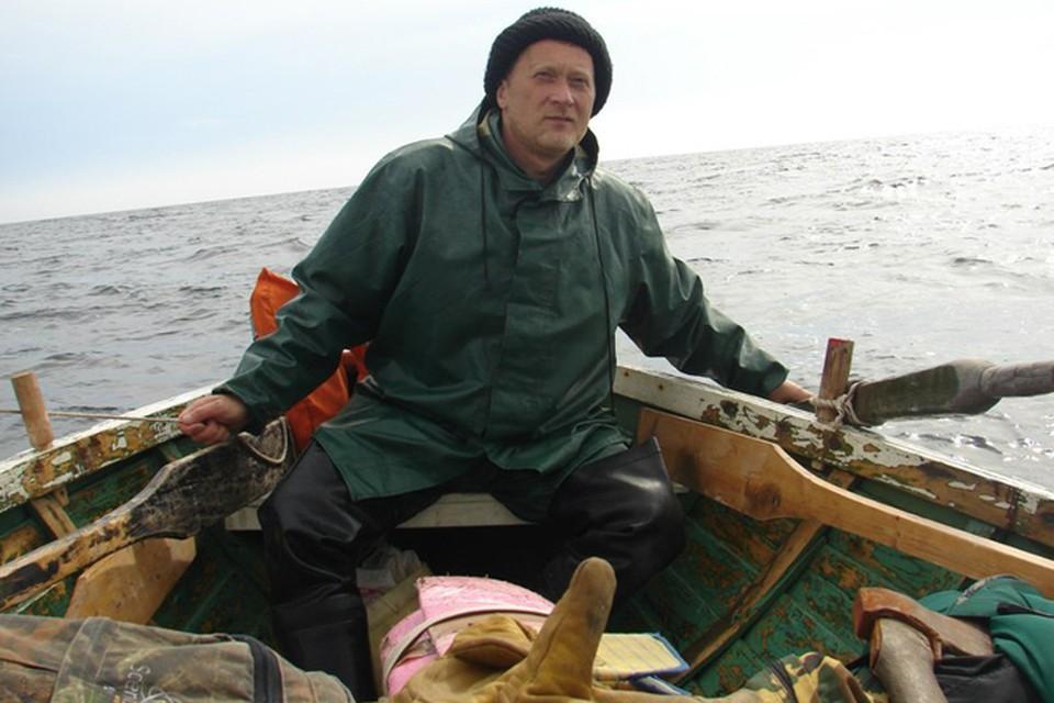 В следующем году Дмитрий Лоскутов отправится покорять Баренцево море.