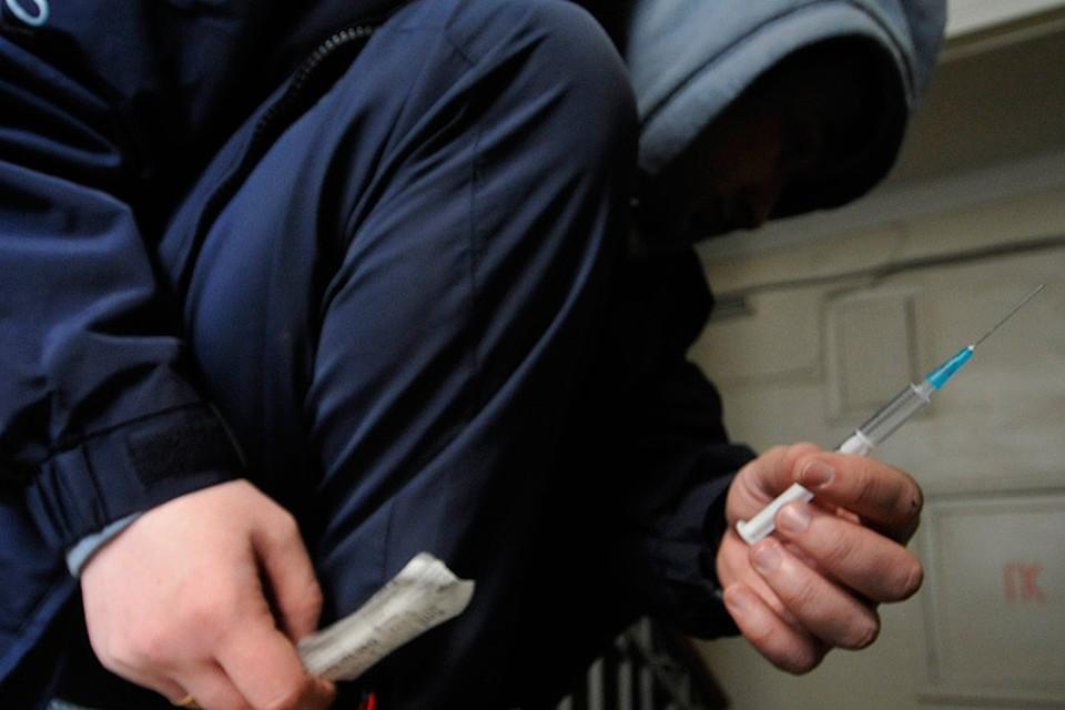 ФСКН: В России около 8,5 млн наркоманов