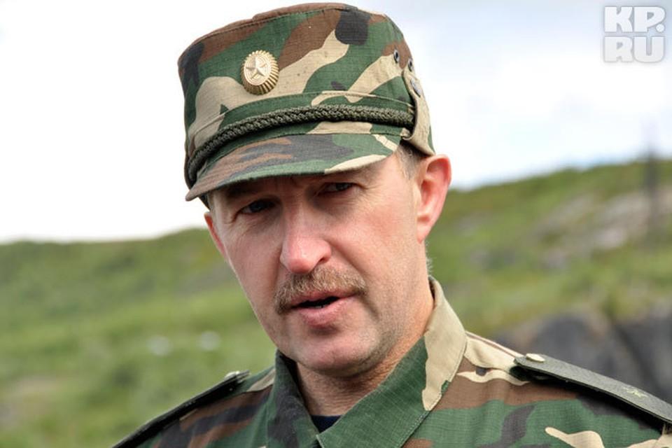 Предыдущий начальник областного ФСБ Валерий Федоров переведен в Москву.