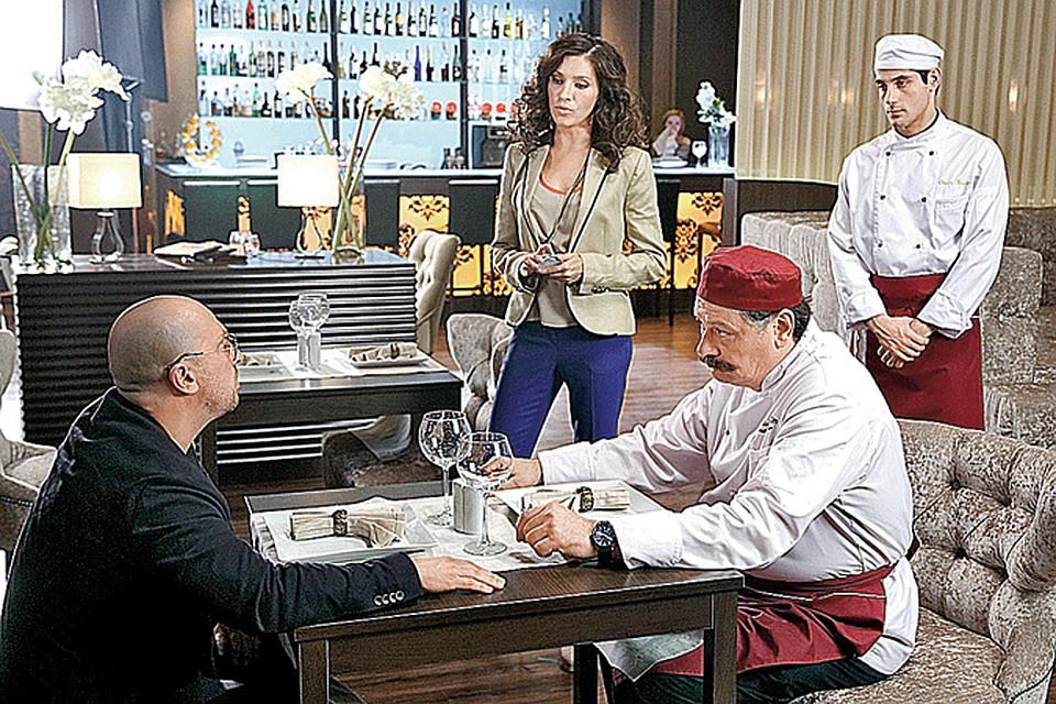 Хостес ресторана клод моне актриса фото