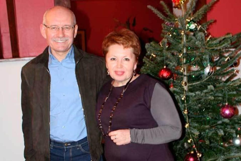 Рустэм Хамитов признался, что провести время с женой удается только на выходных