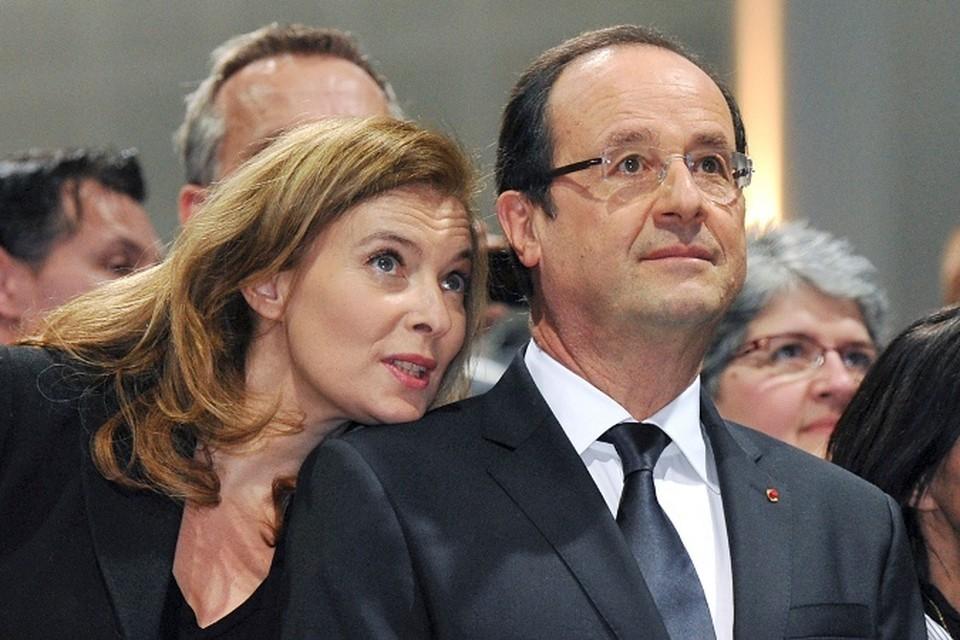 Французы считают, что у Валери Триервейлер развился синдром Марии Антуанетты.