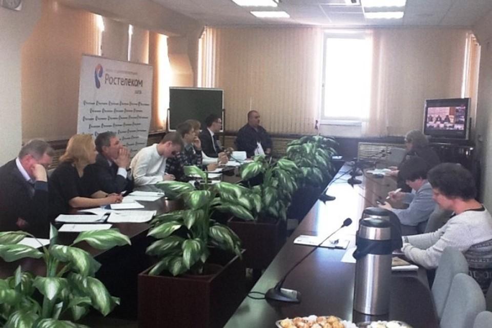 «Ростелеком» предоставил услуги видеоконференцсвязи для межрегиональной конференции по проблемам нефрологии