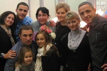 Лолита приехала на день рождения к свекрови в Могилев