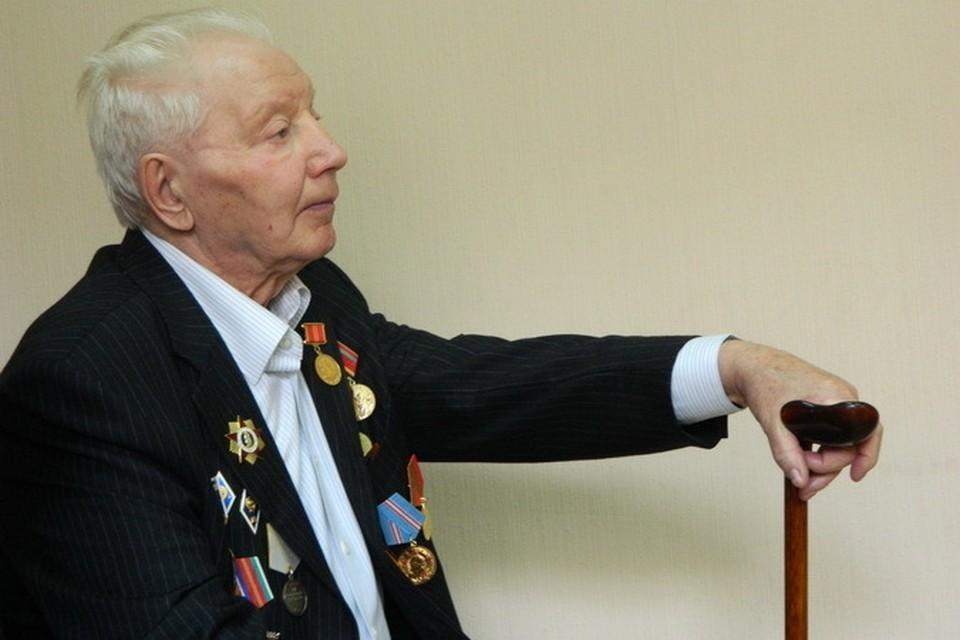 Николай Фомич Ровбель скончался на 87-м году жизни.
