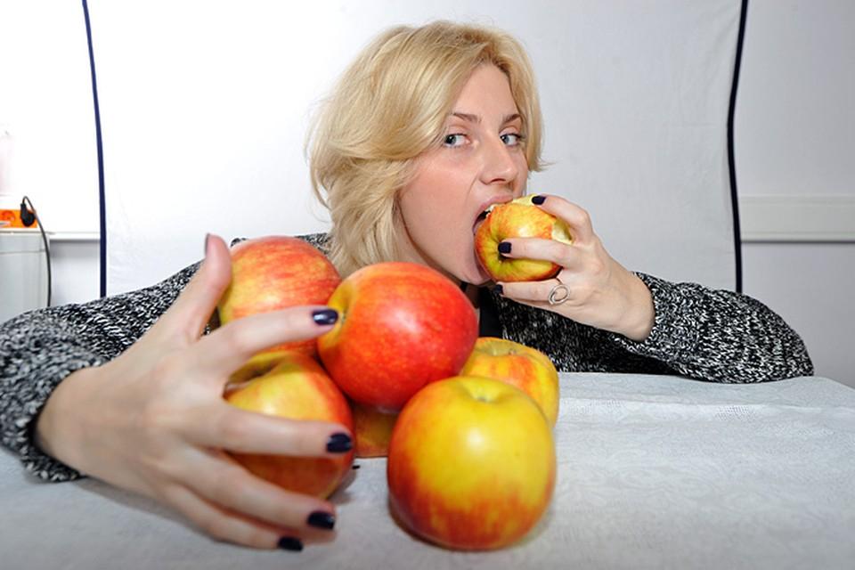 Переходим на тонизирующие продукты