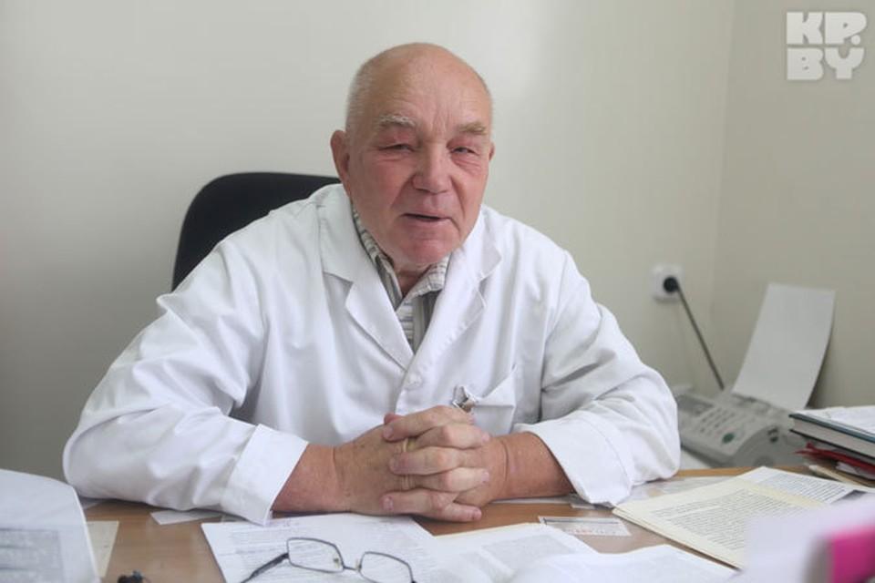 Профессор Дмитрий Новиков.