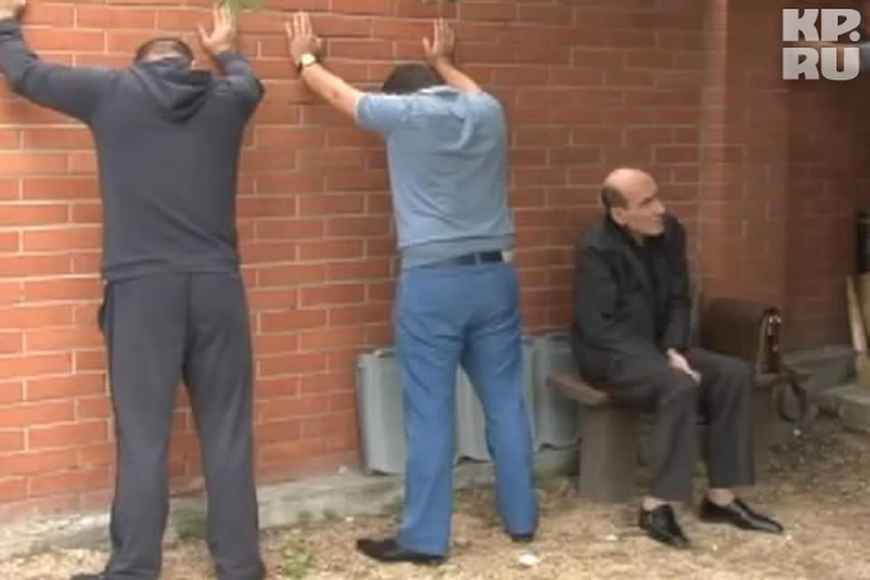 Среди задержанных авторитетов оказался племянник деда Хасана, вор в законе Тимур Свердловский