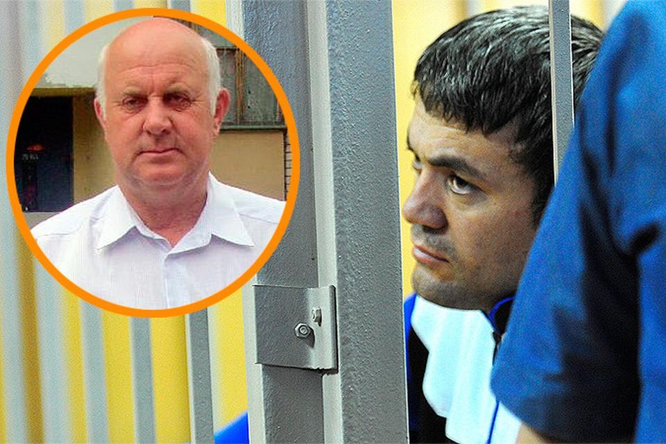 Магомеда Расулова подозревают в причастности к убийству Юрия Москаленко (на фото - слева)