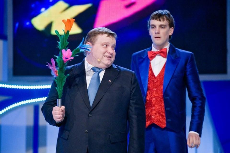 Выступления калининградских кавээнщиков будет оценивать капитан команды «СОК» Дмитрий Колчин.
