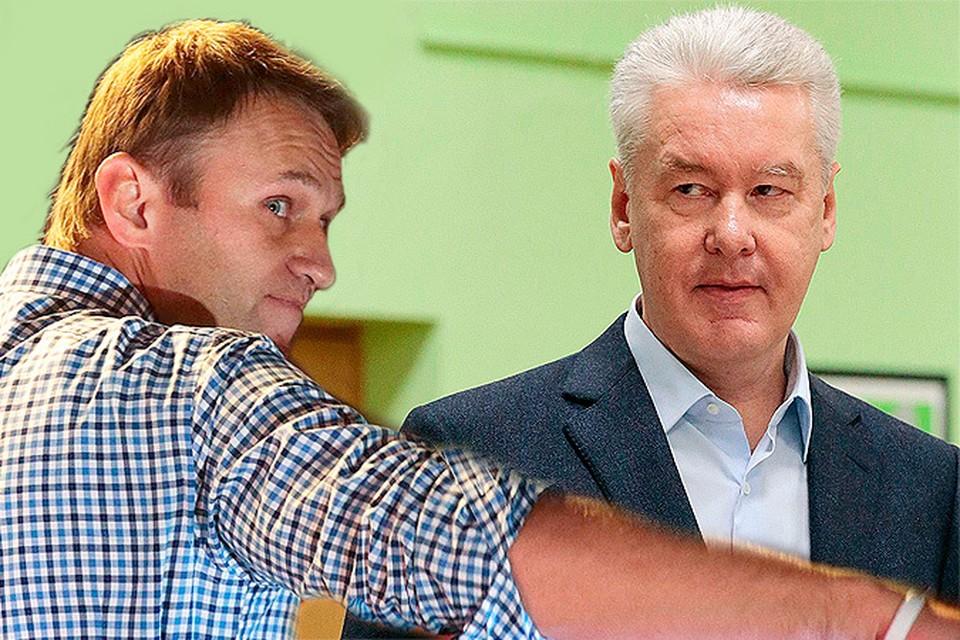 Основной избиратель Собянина - пролетариат, а за Навального горой встали образованные москвичи.