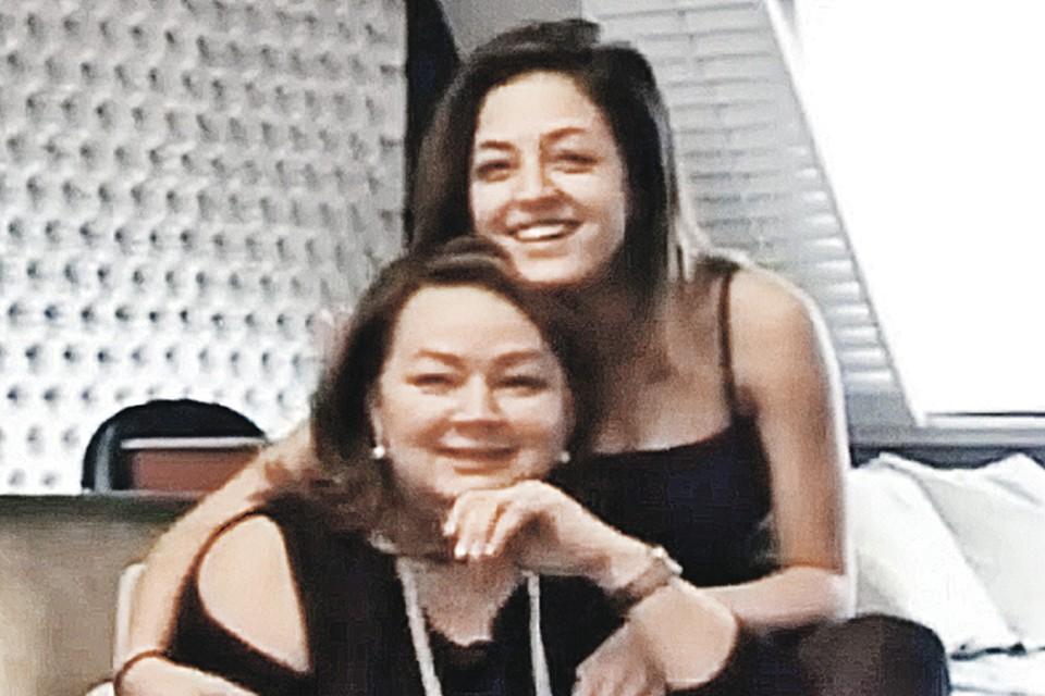 Галина Бешарова с дочерью остались за бортом последних имущественных распоряжений Бориса Абрамовича.