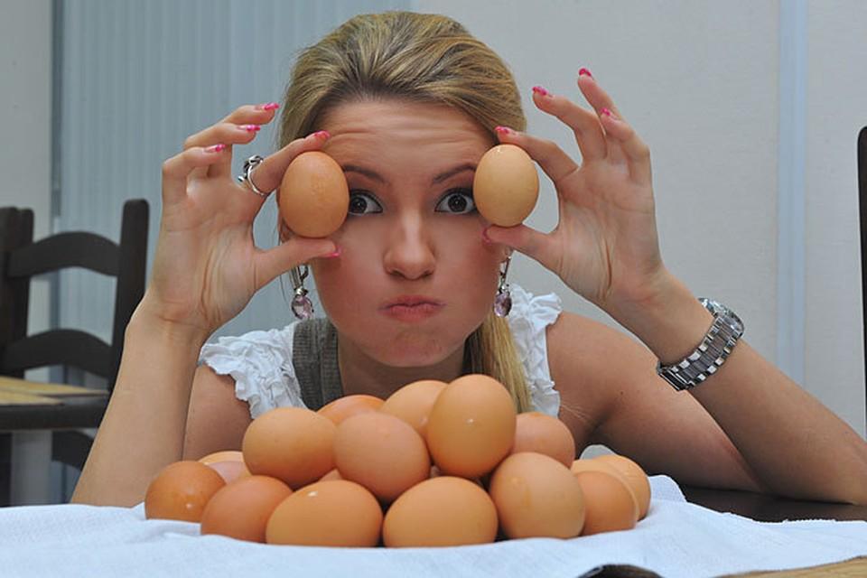 В последнее время яйца обвиняют во многих грехах
