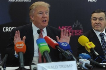 """Дональд Трамп: """"Мир узнал о Леди Гаге после """"Мисс Вселенная"""""""
