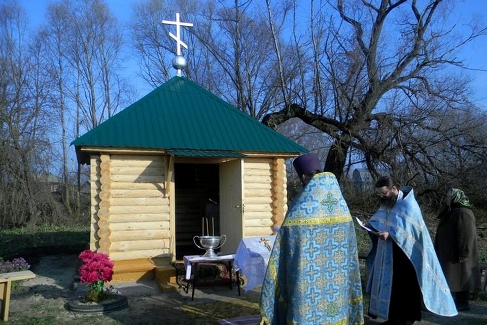 Чин освящения совершил протоиерей Игорь Бухаринов.