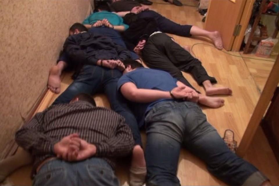 В Москве задержали отряд исламских террористов