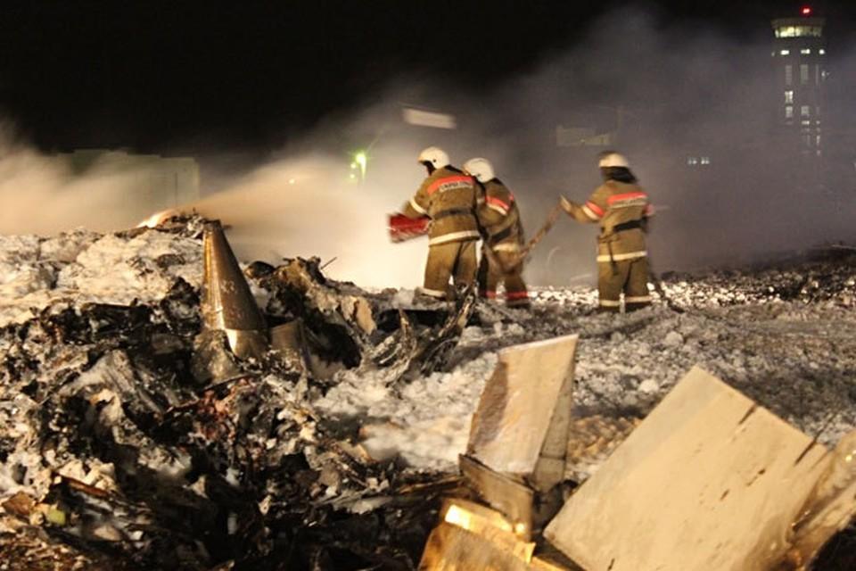 В распоряжении «КП» оказался документ, который проливает свет на обстоятельства авиакатастрофы в Казани 17 ноября