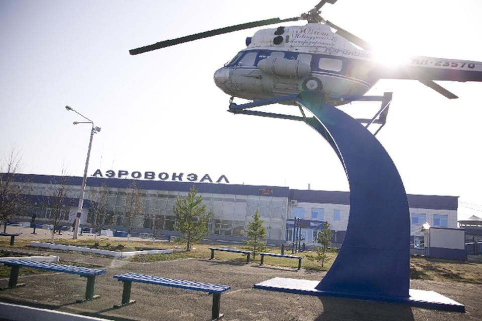 Весной 2014 года воздушные линии свяжут Спиченково еще с четырьмя городами России