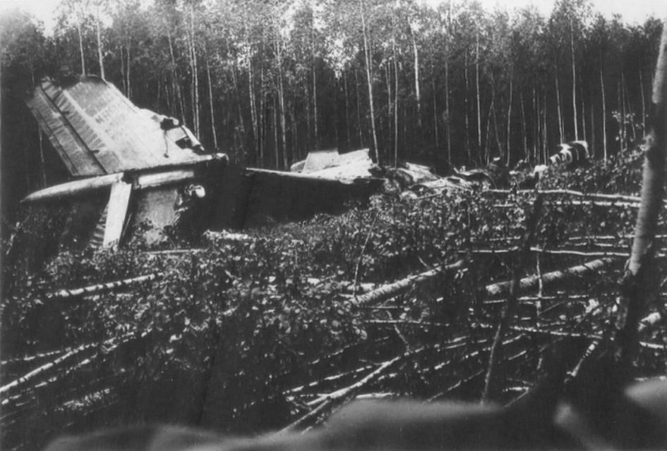 8f6039d7123a Очевидец авиакатастрофы под Сыктывкаром в 1986 году  «Что творилось с  людьми в задымленном салоне - одному Богу известно...»