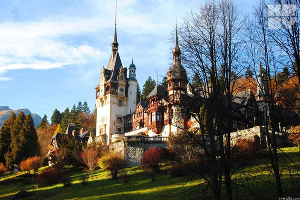 Волонтерство дает хорошую возможность путешествовать. Например, в Румынии огромное количество замков.