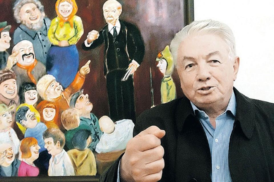 Владимир Войнович издевался над советской номенклатурой с ленинской прямотой.