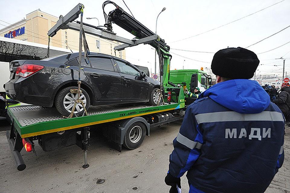 Столичные власти теперь сами будут штрафовать автомобилистов