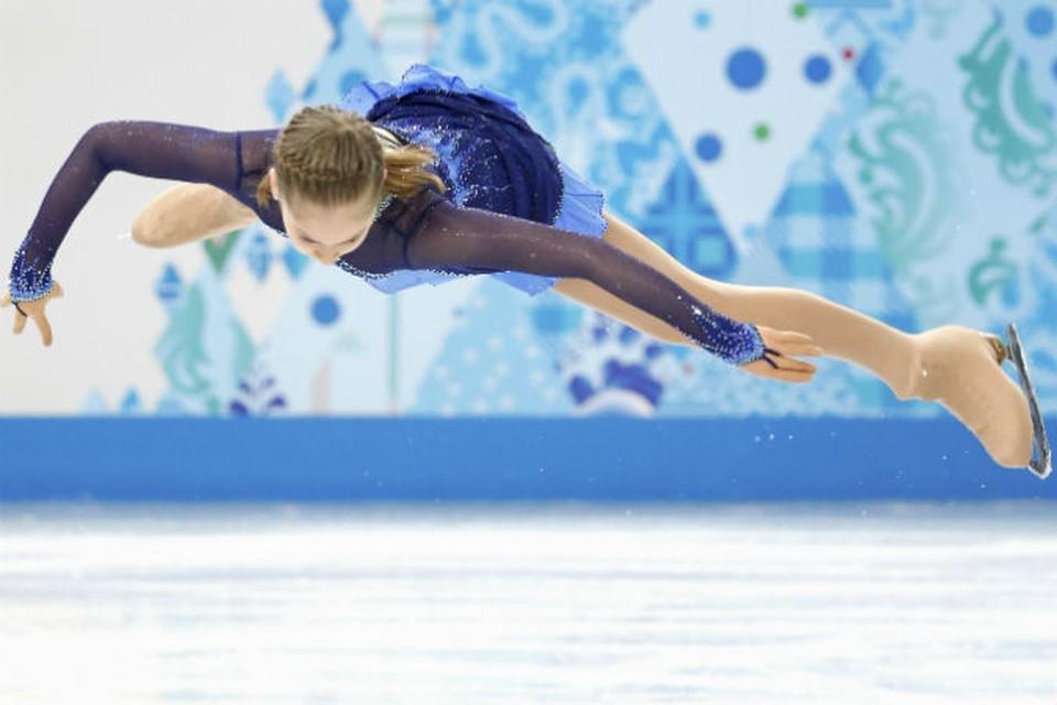 Юле всего 15. Но именно ее победа помогла команде России упрочить свои позиции в командном зачете