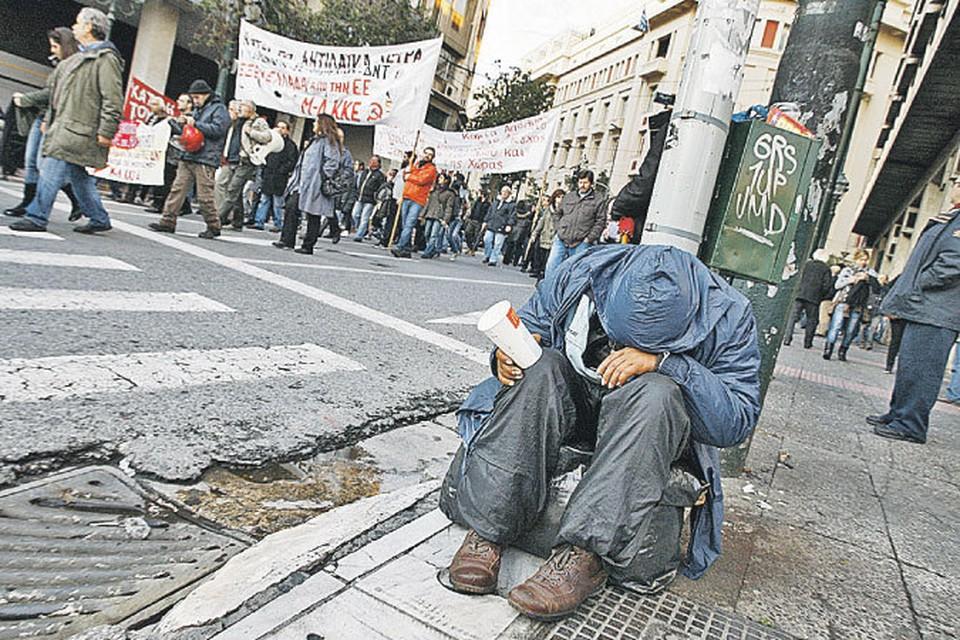 Скаждым годом в городах Европы все больше людей протестует против политики ЕС в отношении их стран.