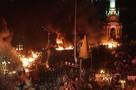 Украинский «Правый сектор» перешел в наступление. «Беркут» отброшен с Майдана