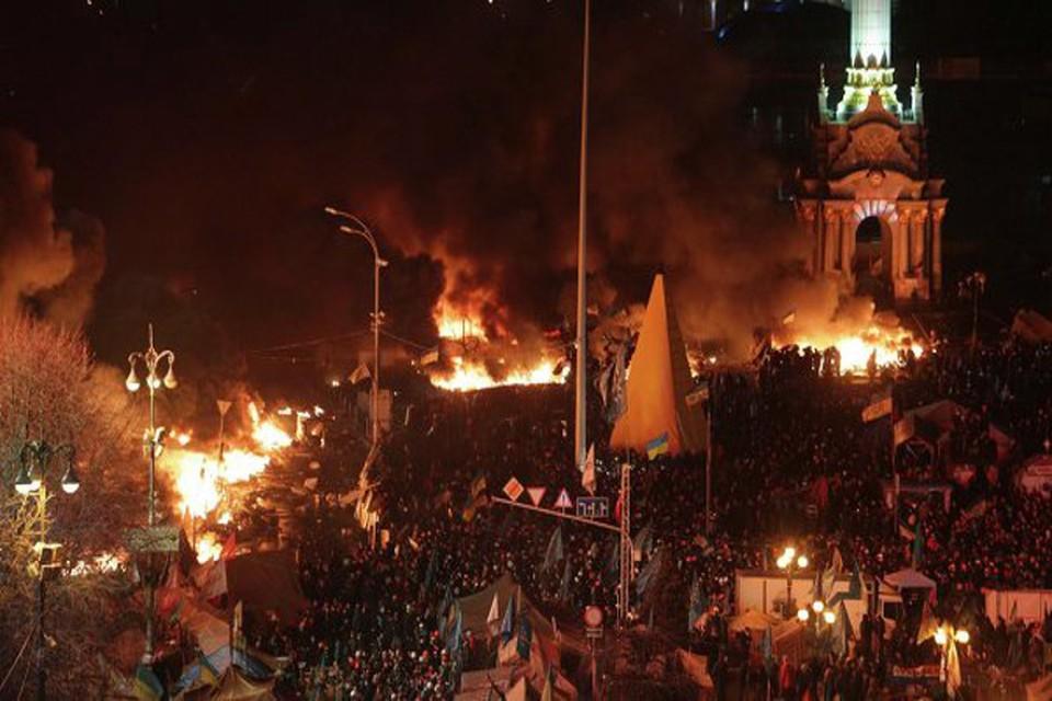 Ситуация в Киеве накалилась до предела