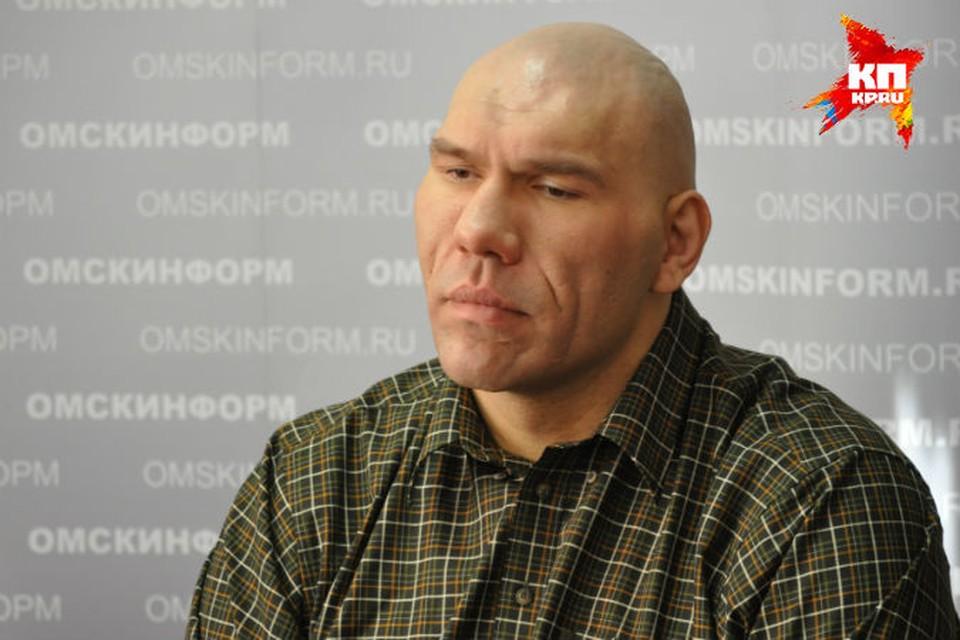 Тяжеловес сказал, что думает о Кличко.