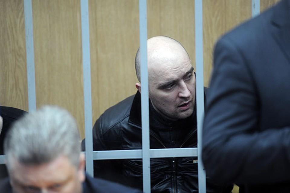 Андрея Липатова приговорили к двум годам колонии вместо назначенных ранее четырех