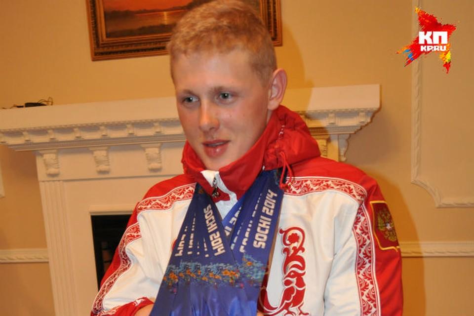Паралимпийский чемпион Григорий Мурыгин завоевал в Сочи сразу 5 медалей.