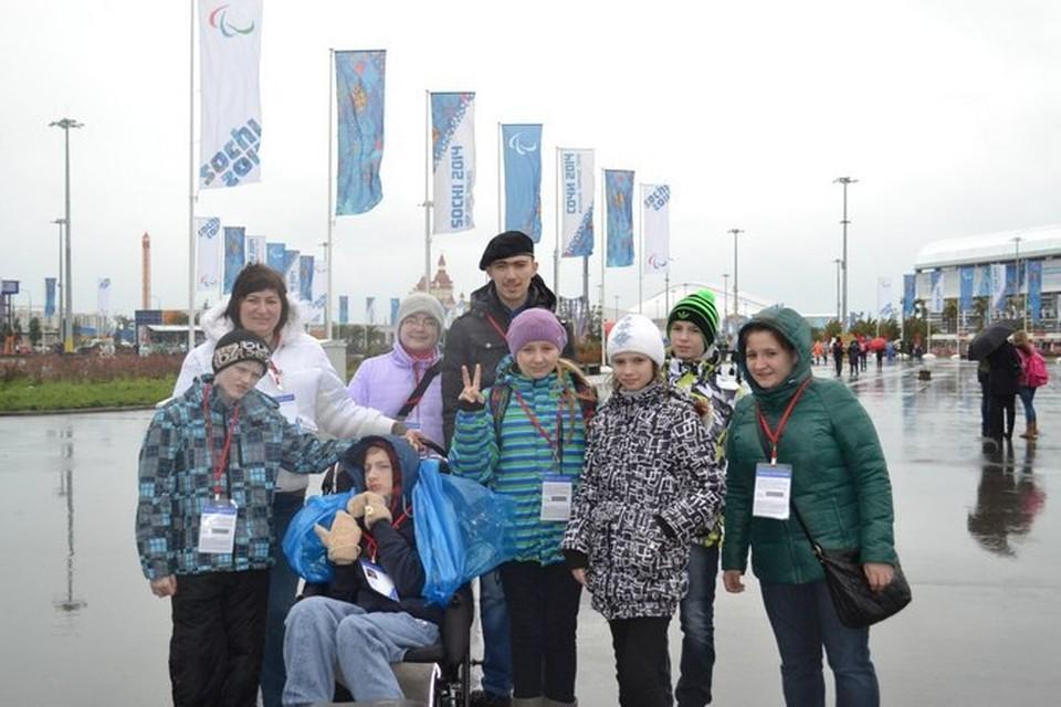 В Сочи рязанские дети оказались благодаря помощи неравнодушных людей.