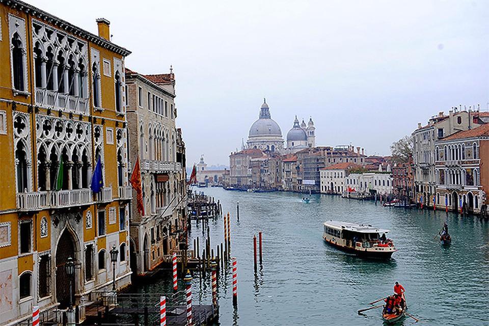 Жители района Венеции проголосовали за выход из Италии