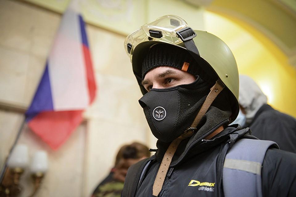 Восточные украинские регионы восстали против киевских властей