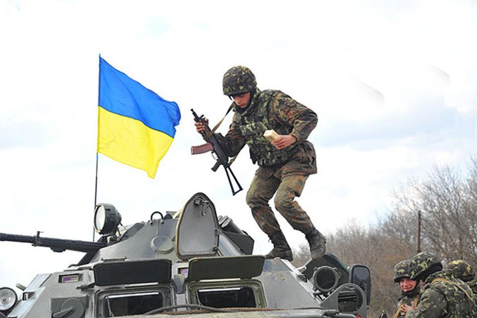 Турчинов объявил в Донецкой области силовую операцию
