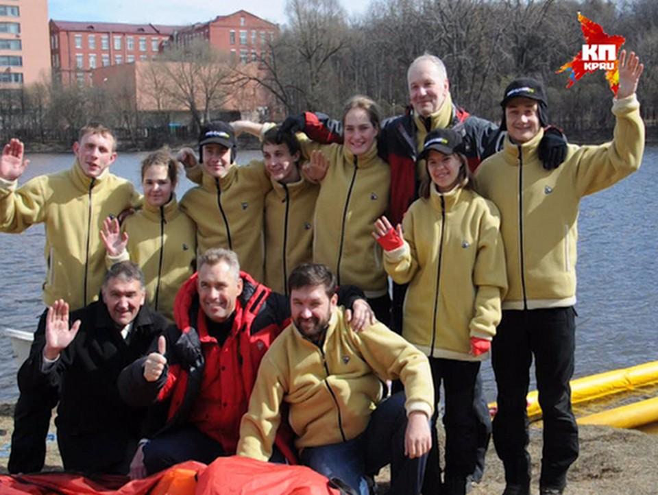 Российская подростковая экспедиция покорила Северный полюс