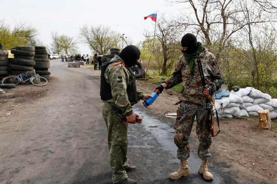 Самооборона Славянска задержала одного из нападавших
