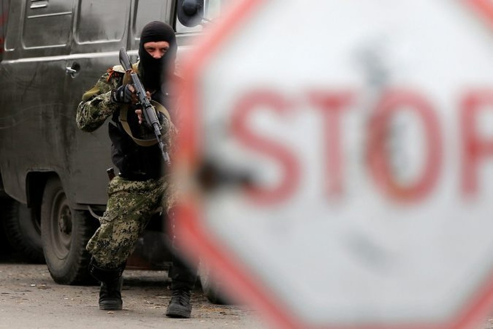 Ополценцы: В ходе боя на въезде в Краматорск погибли 10 человек