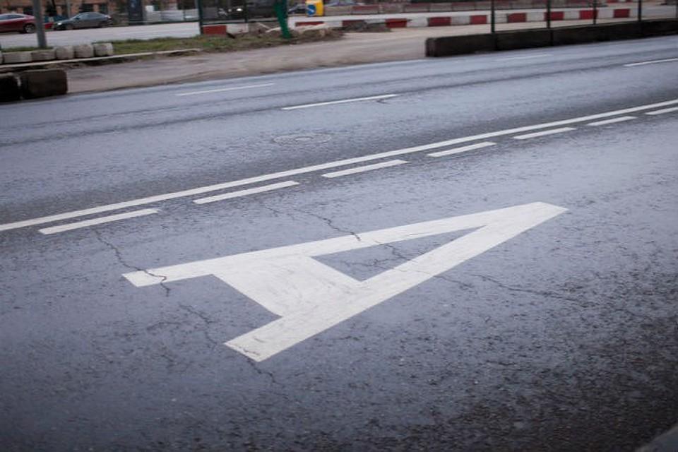 полоса для общественного транспорта в екатеринбурге незаконно своему высокому росту