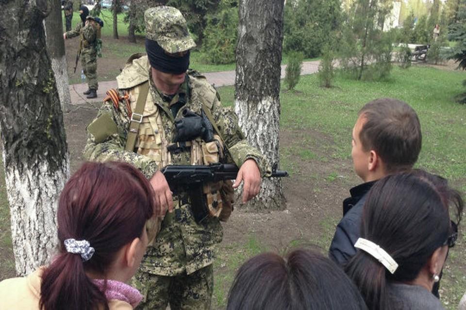 Славянск готовится к референдуму, никто ничего не отменял