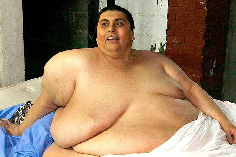 Самый толстый человек в мире член