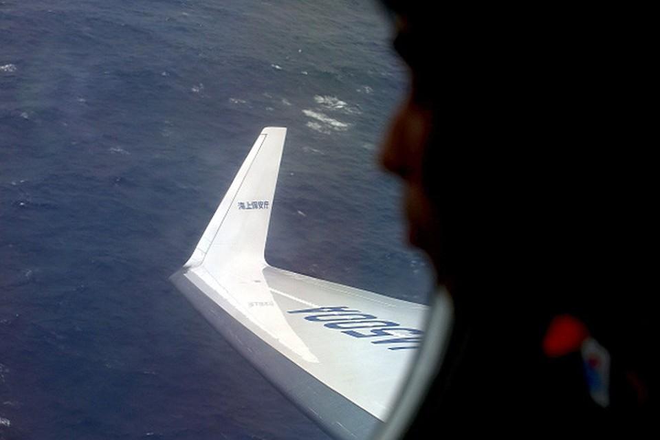 Поиски пропавшего малайзийского Боинга-777 продолжаются